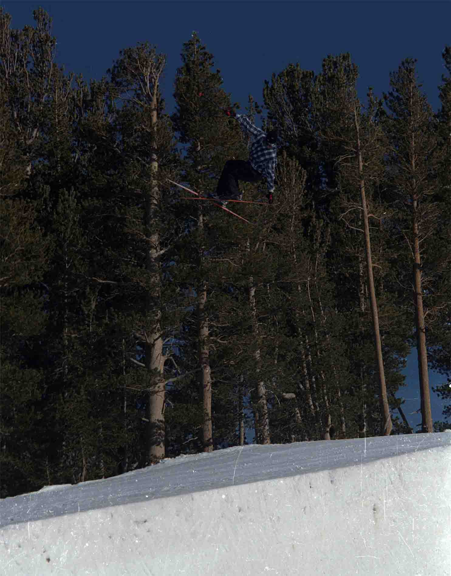 Mammoth Super Pipe '03