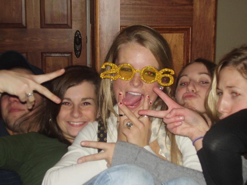2006 girlies