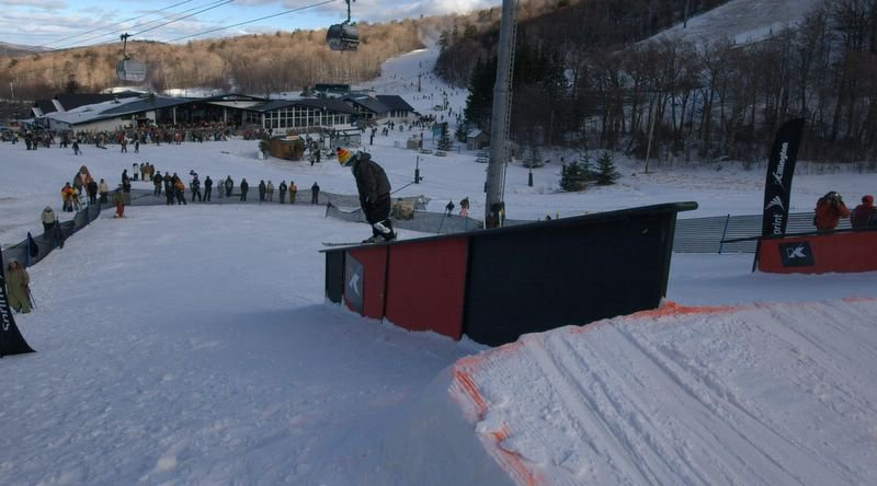 killy rail jam