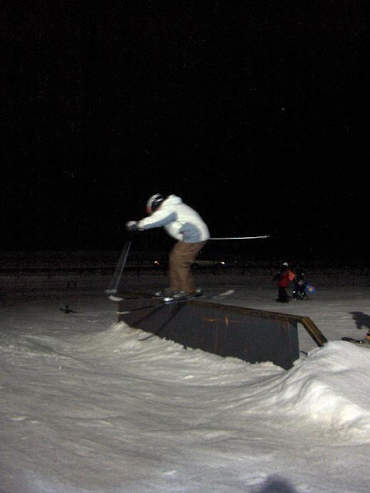 Flat rail.. blur