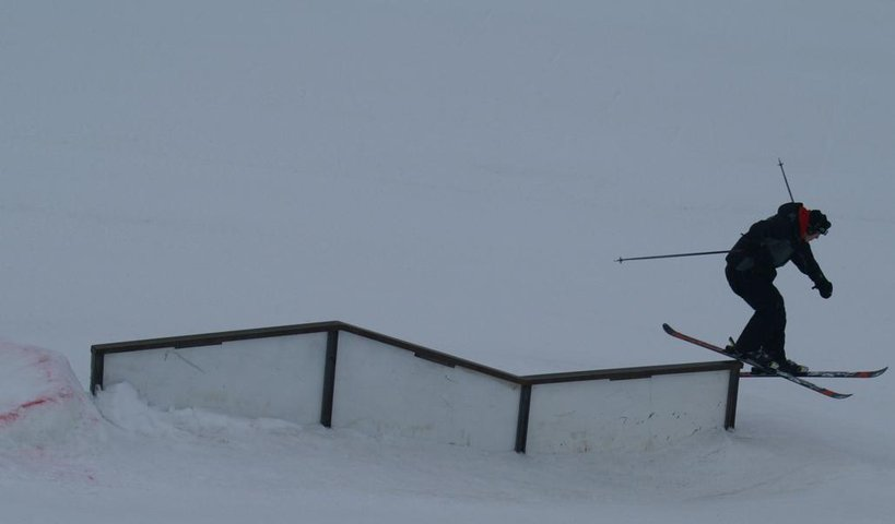Kink Rail from Lift
