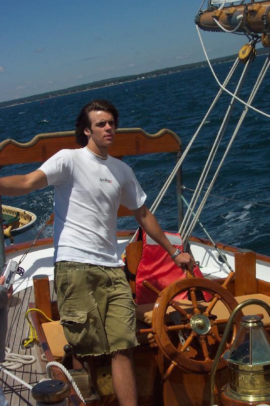 5 day sailing trip
