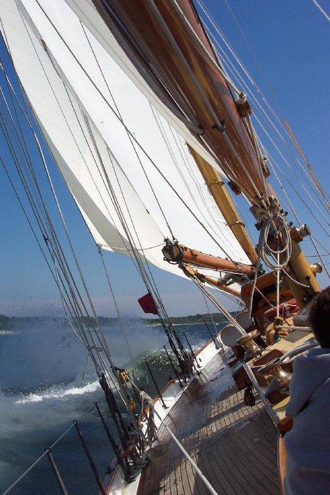 My boat...  yeah right, i wish...