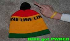 BHills hat