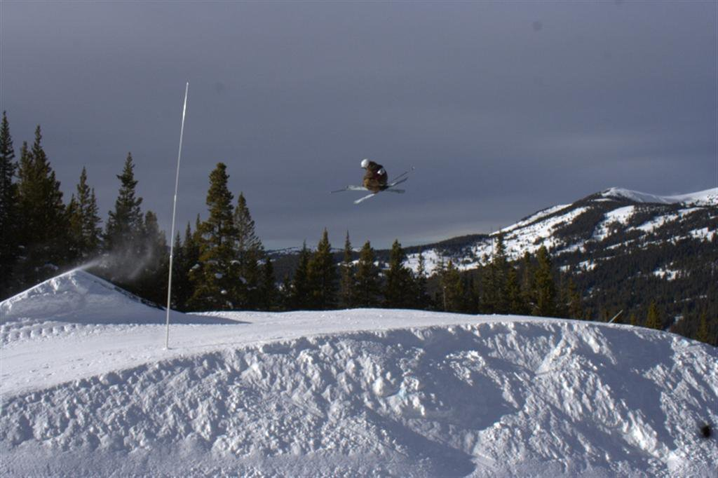 The last jump at the YGO.