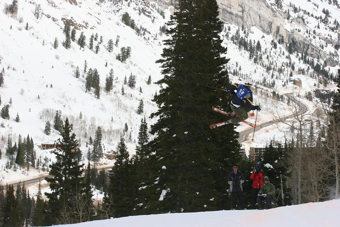 720 at the usasa slopestyle