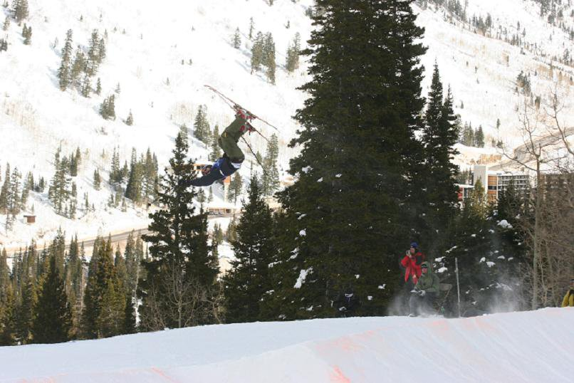 Lincoln Loop usasa slopestyle
