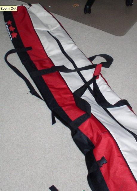 Ski bag for sale (1)