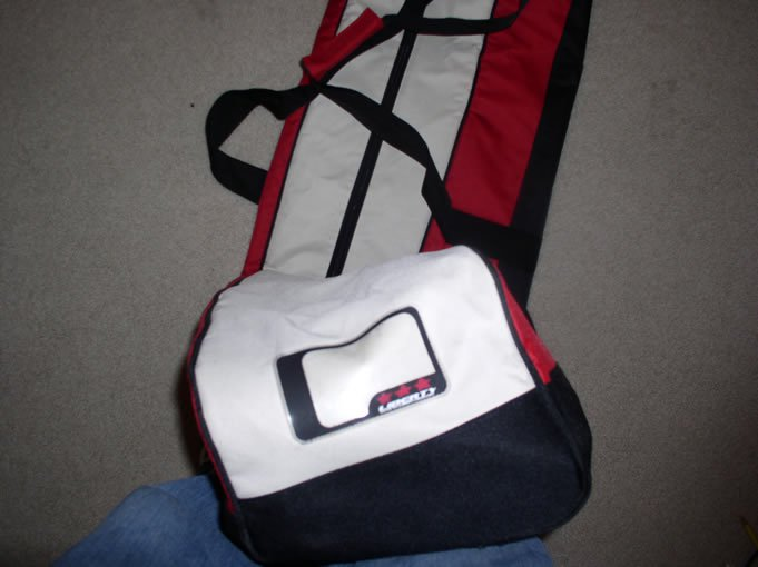 Ski bag for sale (2)