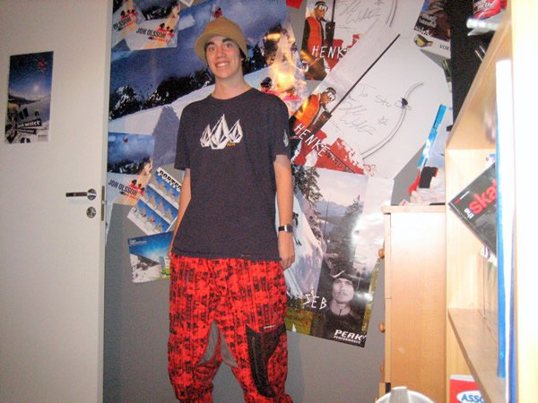 My new pants! again!
