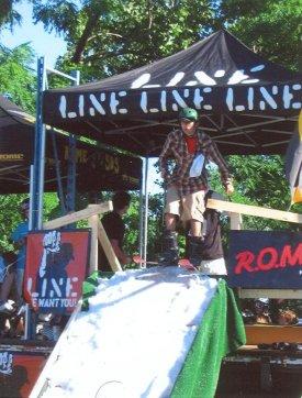Line Rail Jam