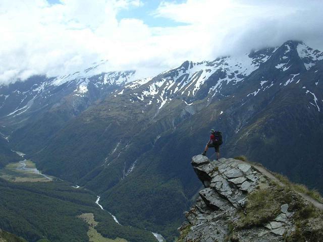 Cascade Saddle= New Zealand