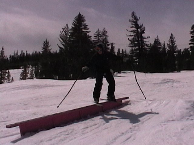 me on eensy rail at mammoth