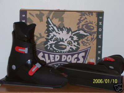 sled dogs.. anyone else remember these?