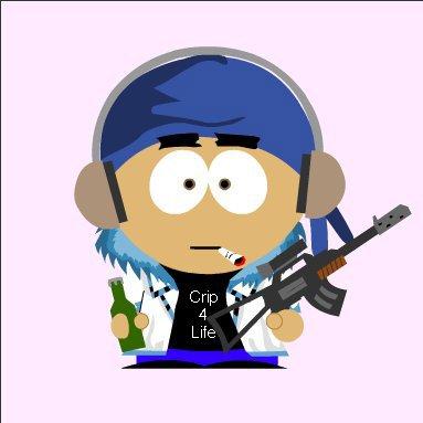 Evan Raps on South Park