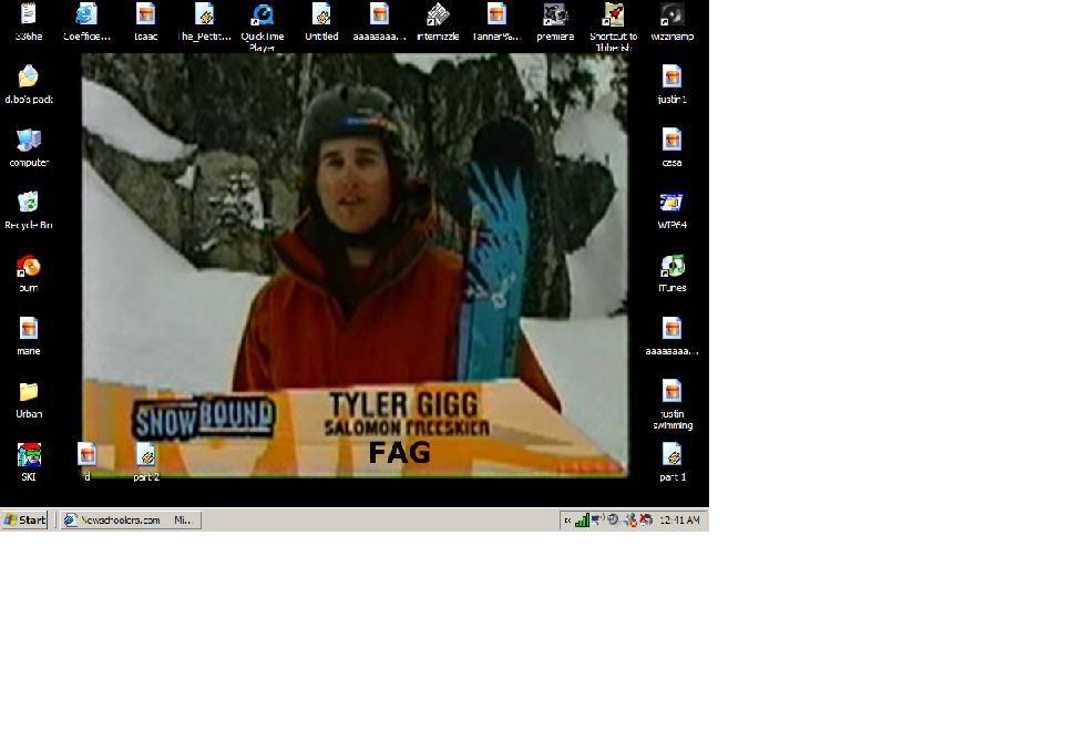 my desktop!