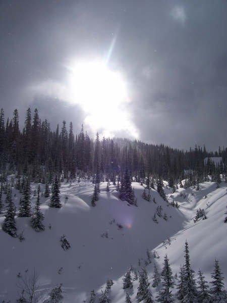 Last winter @ Big Mountain, MT