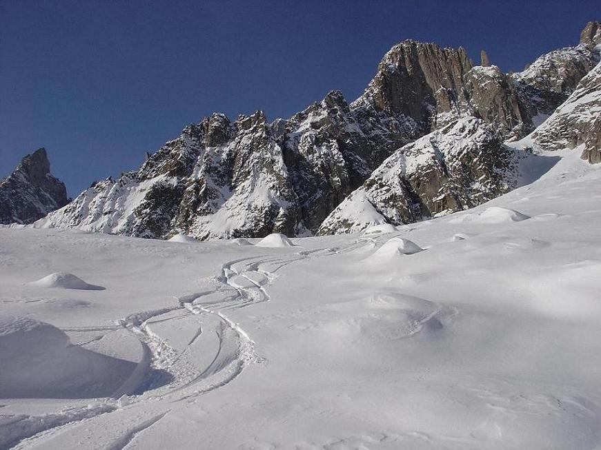 Glacier de Toul (4), tracks