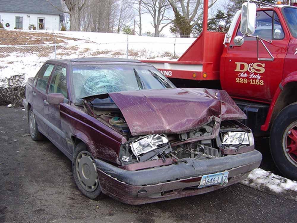 My car is dead