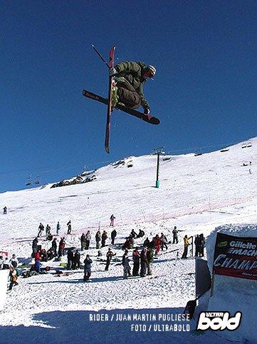 argentinian skier (park)
