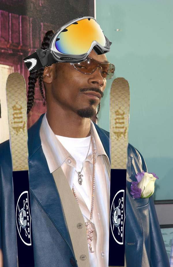 Snoop, new owner of line