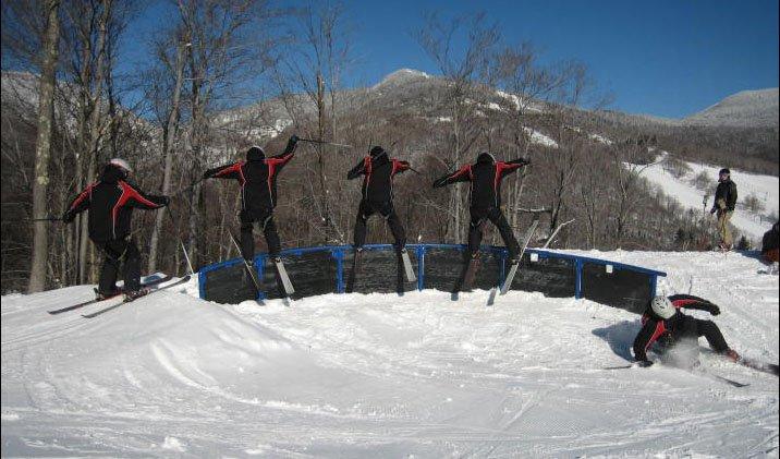 Stowe C-Rail Sequence