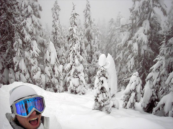Enjoying Blackcomb's Hidden Secrets