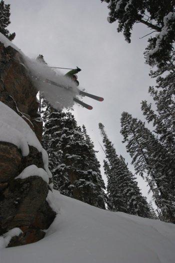 tele girls can't ski