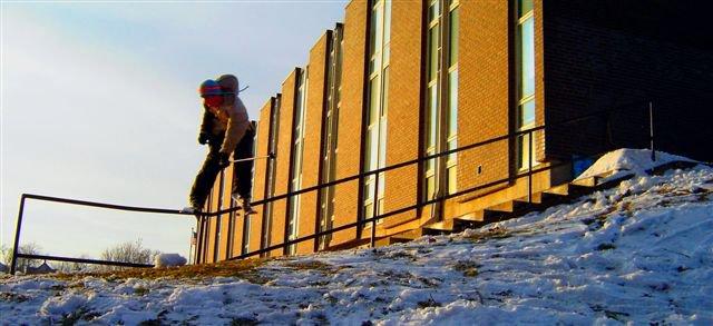 URBAN down flat rail