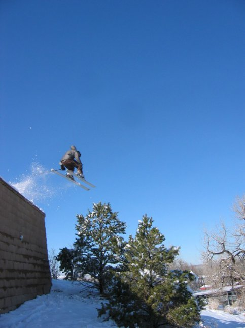 180 over tree drop