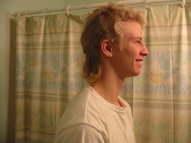 One Bad night ..... (mullet)