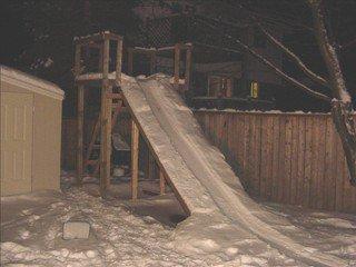 backyard set up-3
