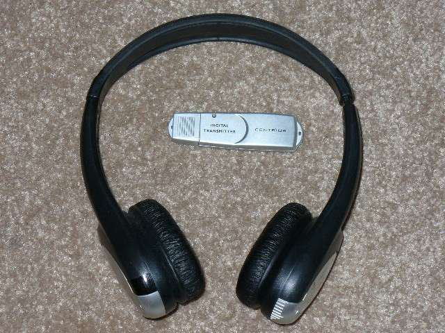 USB headphones