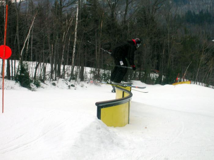 my first S rail