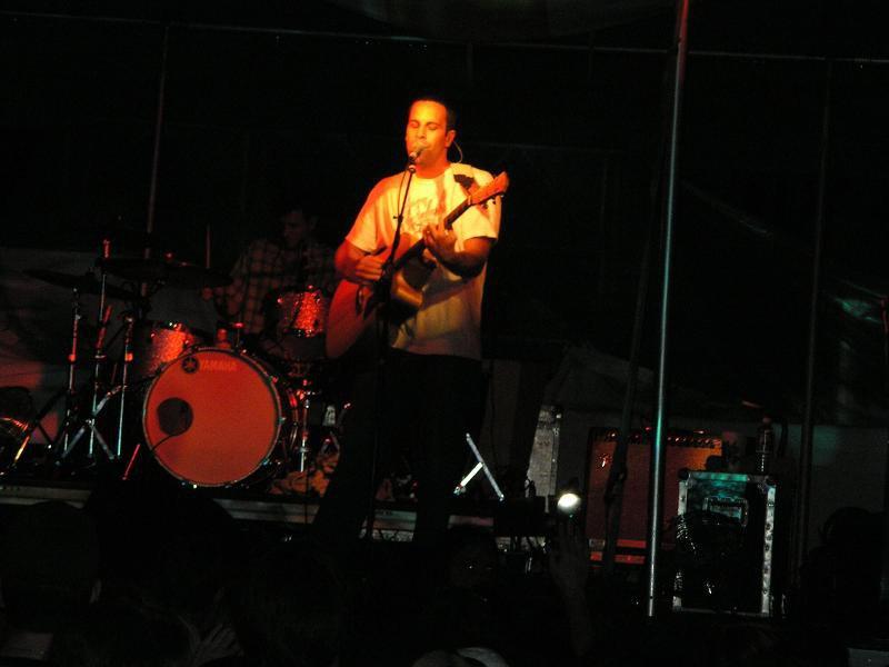 jack johnson concert 9/05