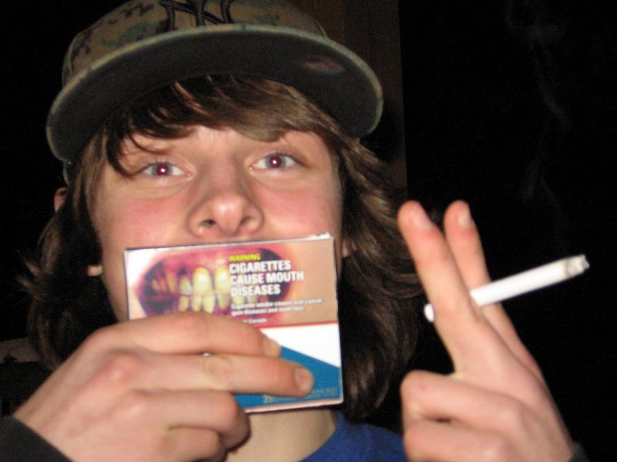 tabacco is wacko
