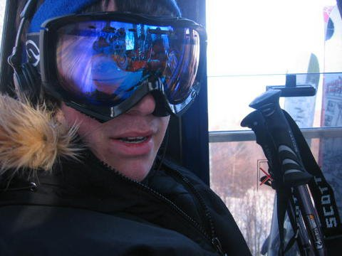 me on gondola