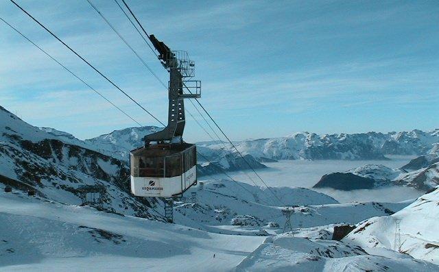 Gotta love the French Alps