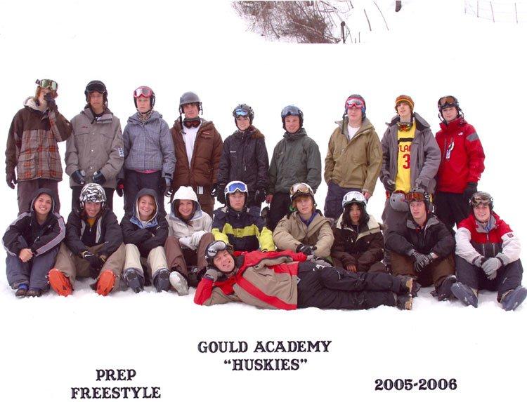 05/06 school Jib Team photo