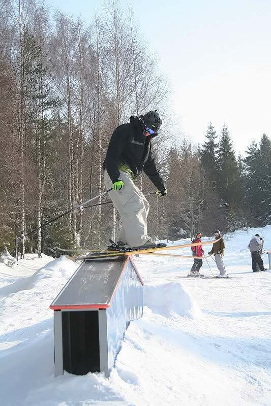 Going for tailpress