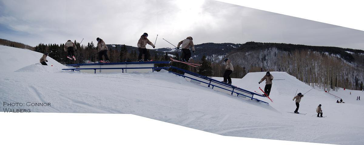 Vail picnic table sequence