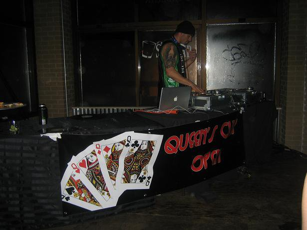 dj spinnin at afterparty