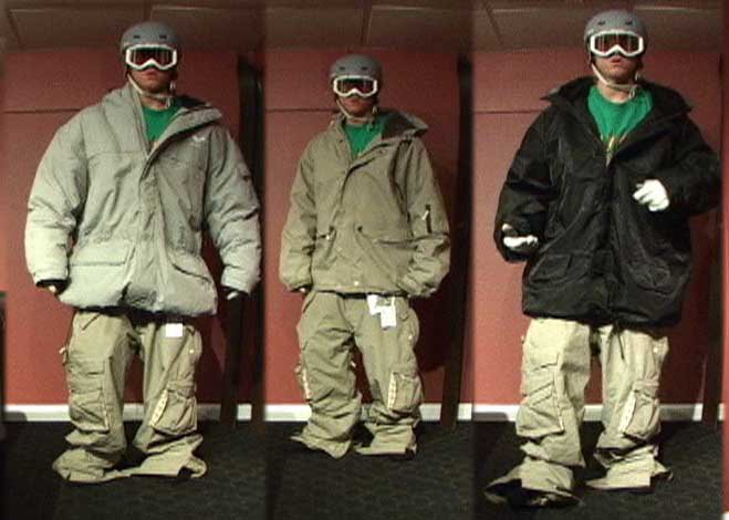Which jacket is best?