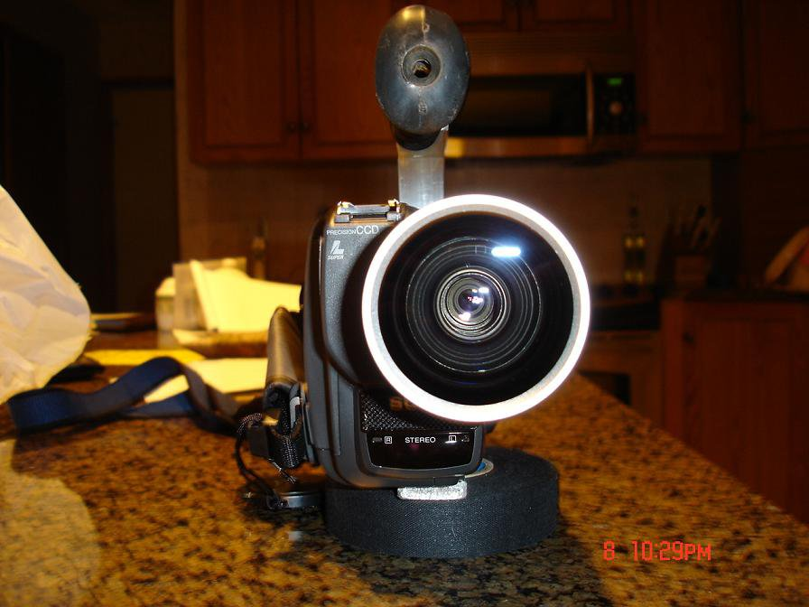 Front View Handle and New lense