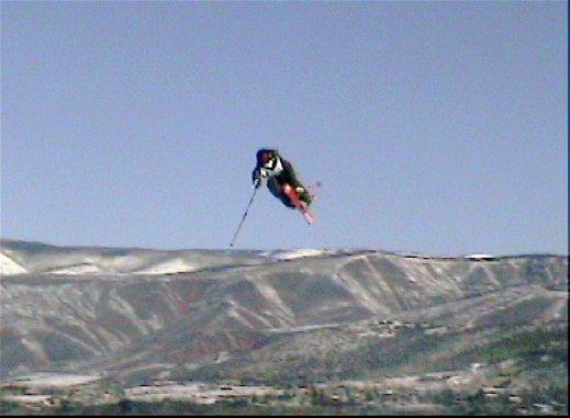 Switch 7 off last jump at aspen open