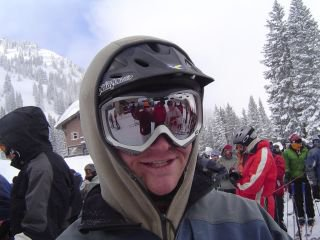 first in line at alta feb 17