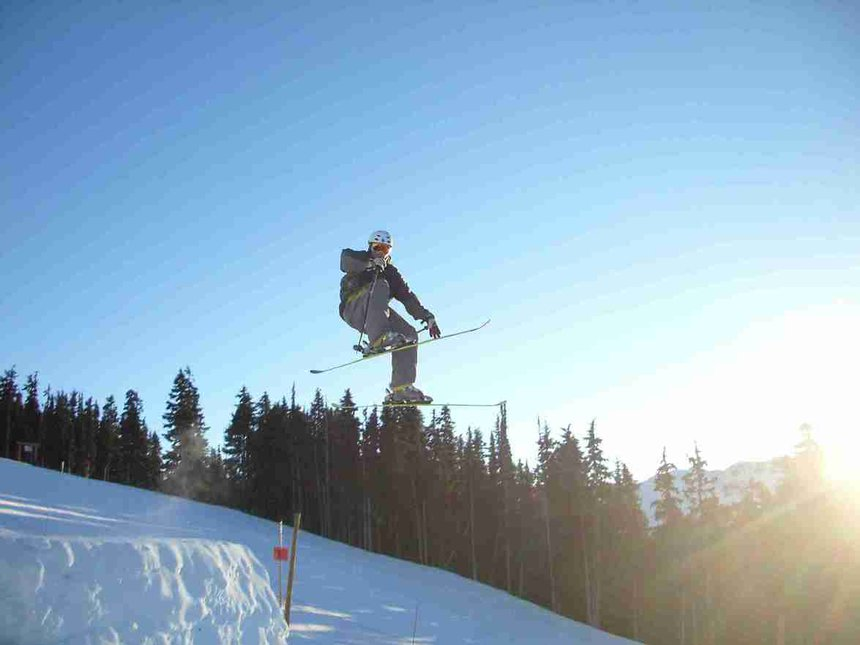 Blackcomb Table