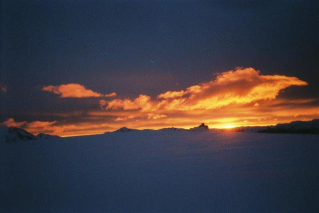 Blacktusk sunset
