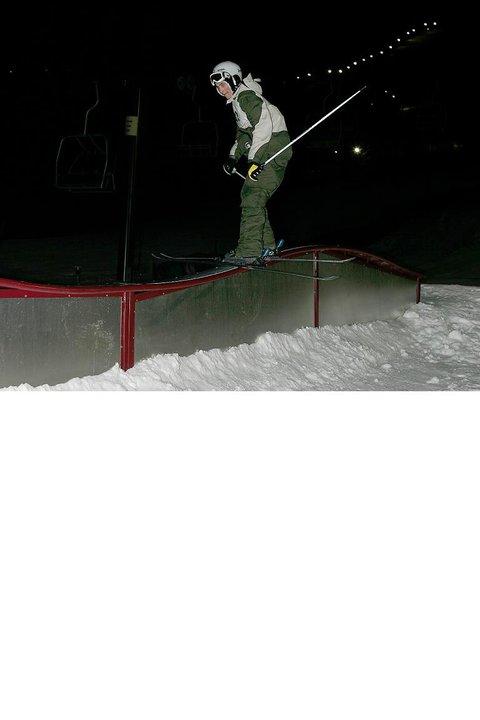 sliding the new coaster
