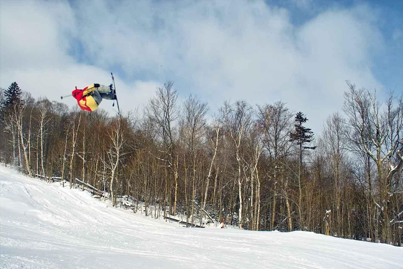 cork 7 at Mt. Snow